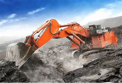 Excavator Vehicles Wallpapers Hitachi Construction Equipment Heavy