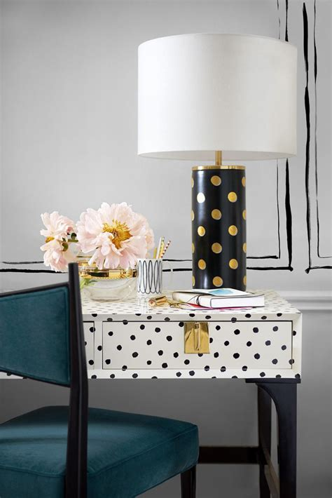 house and home decor kate spade home decor is here and it s beautiful house