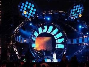 Concert Visual Design Energy Concert Stage Design Artjoey Visual Communication