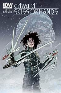 Edward Scissorhands - IDW Publishing