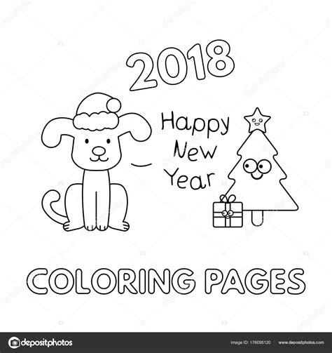 Kleurplaat Hond Verjaardag by Kleurplaat Voor Mem Verjaardag Kerst Hondje Kleurplaat