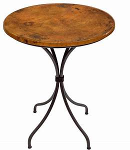 Italia Round Counter Table Indoor Pub And Bistro Tables