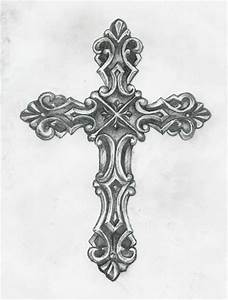 afrenchieforyourthoughts: tribal cross tattoos - cross ...