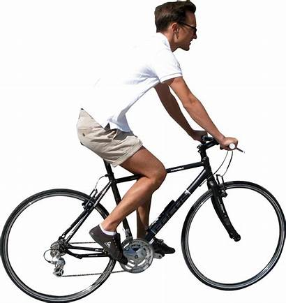 Bike Transparent Bicycle Photoshop Cycling Person Cyclist