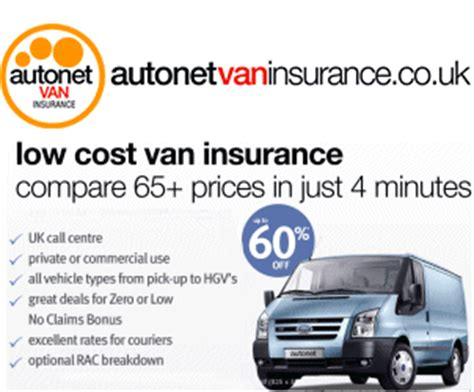 These cookies allow the provision of enhance functionality and personalization, such as videos and live chats. Autonet Van Insurance - Van Insurance Providers at UK Net Guide