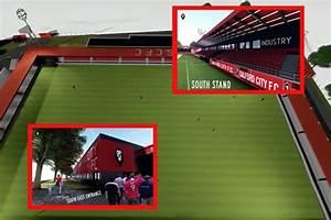 Salford City FC unveil plans for Moor Lane stadium ...