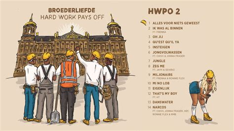 broederliefde hwpo2 album sler release 29 april