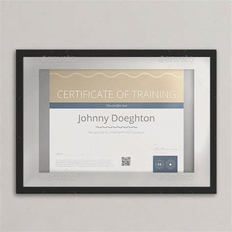 training certificate examples samples psd google