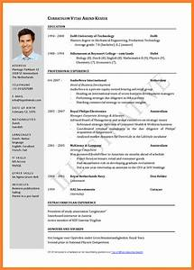 6 curriculum vitae for jobs apply bussines proposal 2017 With cv format for job