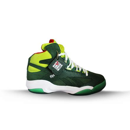 Top 10 Reebok Shaq Attaq Colorways Kicksonfire Com Reebok Shaq Attaq Quot Grinch Quot 1 Last Pair