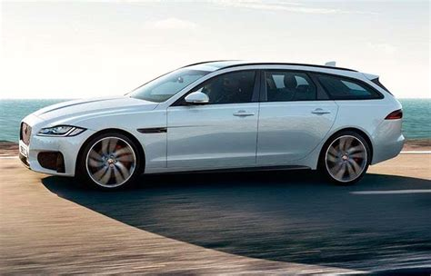 jaguar xf sportbrake review global cars brands