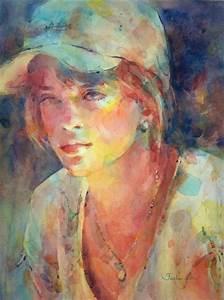 257 best Art Watercolor Portraits images on Pinterest ...