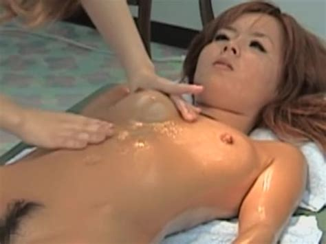 Asian Wife Enjoying Her Paid Erotic Massage For An Hour