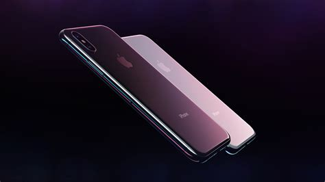 Space Gray And Silver Iphone X Hd Wallpaper