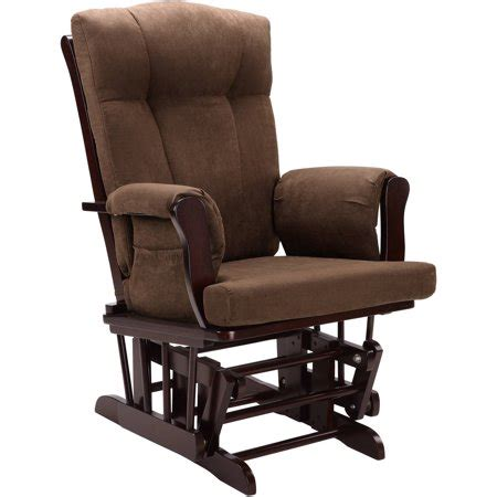Chocolate Glider And Ottoman by Baby Relax Glider Rocker And Ottoman Espresso With