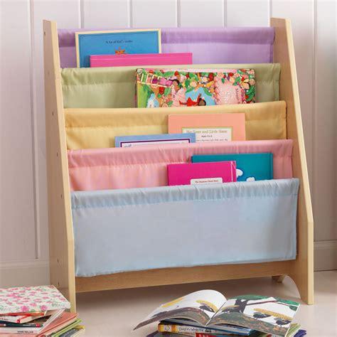 Sling Bookshelf By Kidkraft  Natural,primary Or Pastel