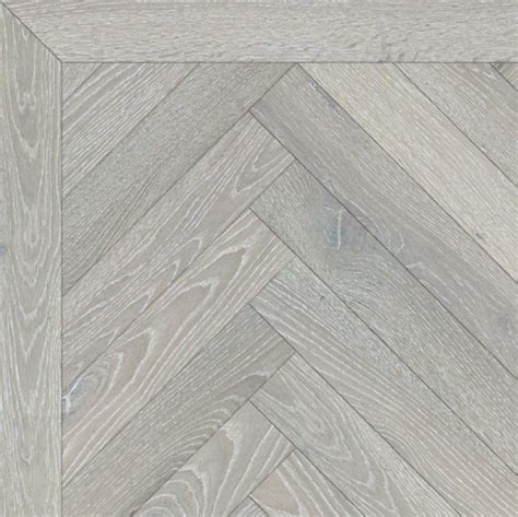 Grey Chalk Herringbone ? Wood Flooring London