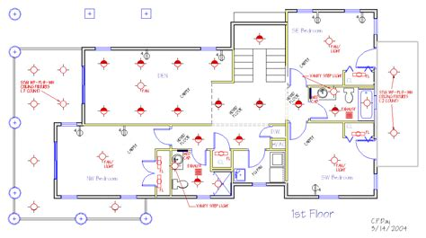 House Electrical Plan Group Tag Keywordpictures