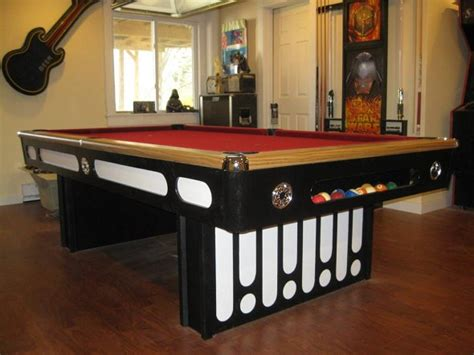 star wars table l rack em vader with this star wars pool table geektyrant