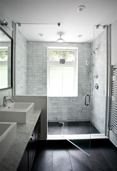 cuisine compacte pour studio une salle de bains grise élégance et chic contemporain