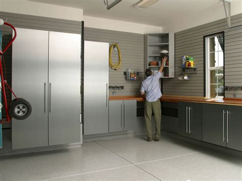 Storage Ideas For Small Kitchens - garage design ideas gallery homeadviceguide