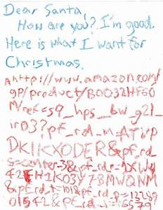 dear santa amazon letter is this the best or worst dear With the best santa letters