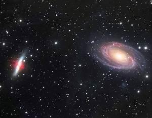 Galaxies elliptic, spiral, irregular — Astronoo
