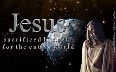 Christian Jesus Himself Hope Christianwallpaperfree Kingdom Heaven
