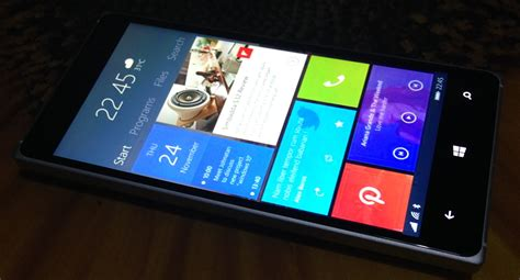 For This Mobile by Windows 10 Mobile Konzept