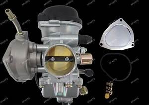 New Carb Carburetor Raptor 350 Yfm350 2004 2005 2006 2007