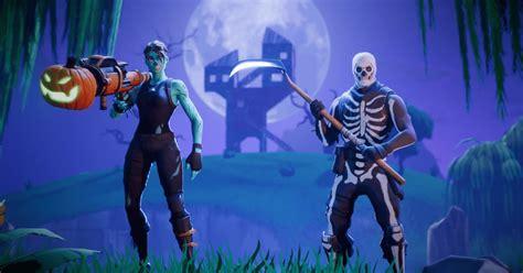 fortnite halloween event  bring   skull