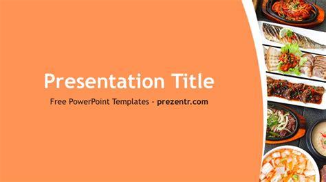 food powerpoint template free korean food powerpoint template prezentr ppt templates