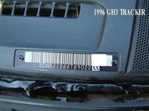 Vin Number On Car by Vin Motor Decoder