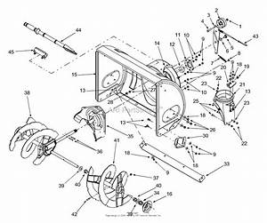 Mtd 31ae660f129  2003  Parts Diagram For General Assembly