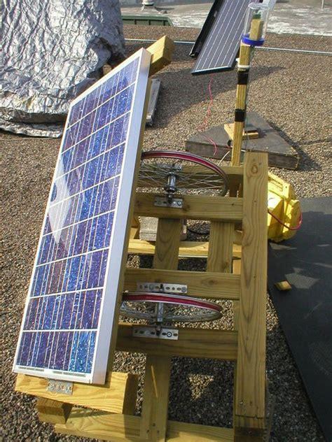 Солнечные панели на поворотном трекере . форум о строительстве и загородной жизни – forumhouse