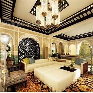 Style Et Deco : d coration int rieure de salon marocain moderne salon ~ Zukunftsfamilie.com Idées de Décoration