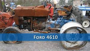 2120 Ford Tractor Parts Diagram