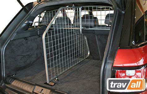 Genuine Travall Dog Guard Divider Land Rover Range Rover