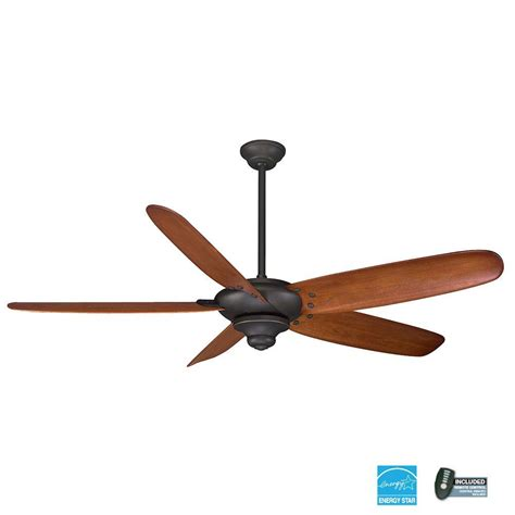 ceiling fans with remote home decorators collection altura 68 in indoor rubbed