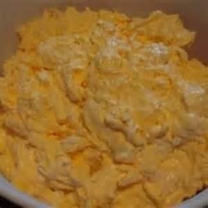 Mandarin Orange Fluff with Cottage Cheese