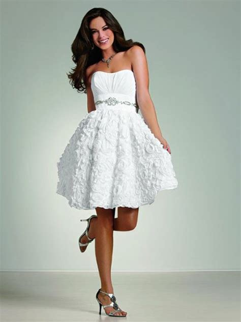 white short wedding dresses cheap  women dresses