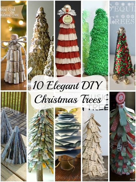 tree craft ideas images