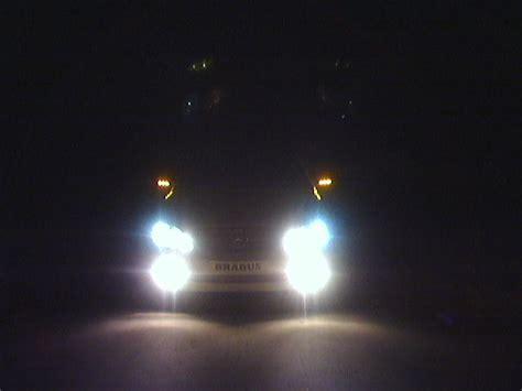 are led lights bad for brabus led puddle lights bad pics mbworld org forums