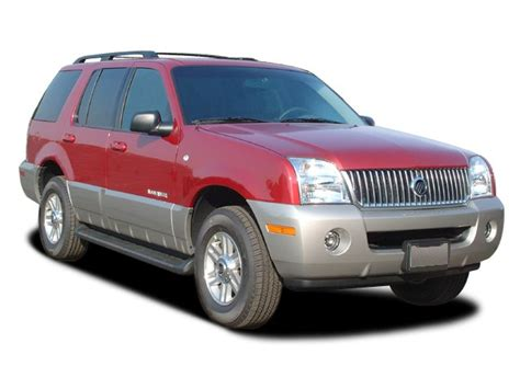2003 Mercury Mountaineer Reviews And Rating