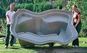 Gartenteiche Aus Kunststoff : fertigteich ~ Orissabook.com Haus und Dekorationen
