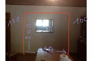 Dimension Carreau De Platre : ouverture dans une cloison en carreau de platre de ~ Dailycaller-alerts.com Idées de Décoration
