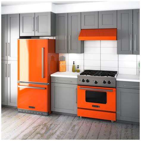 ways   orange   kitchen