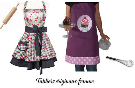 accessoires de cuisine originaux tabliers de cuisine originaux conceptions de maison