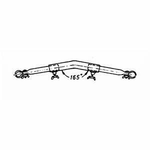 Faîtière De Toit : barre faitiere courbee de toit acier 170 a 250cm pour ~ Dode.kayakingforconservation.com Idées de Décoration