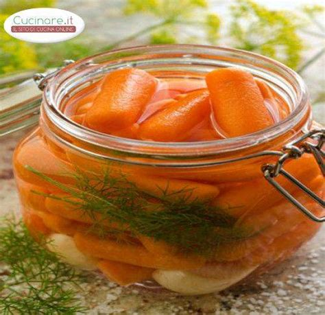 Cucinare Carote by Carote Agrodolci Cucinare It